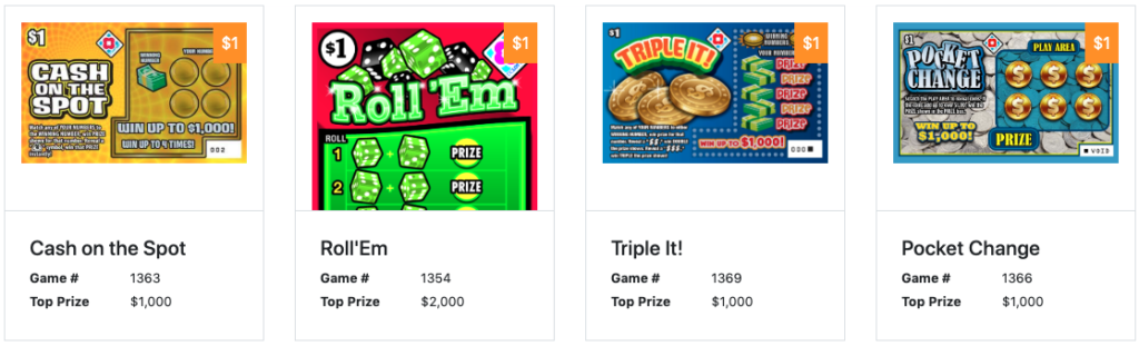 Lottery Games can be an alternative to Online Casinos DC